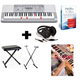 CASIO LK-280 BEGINNER SET Arranger keyboards