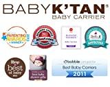 Baby-Ktan-Active-Baby-Carrier-X-Large-Black