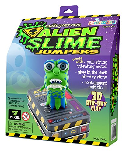 university-games-make-your-own-alien-slime-jumper-gruff-slimer-69024-inviato-da-uk