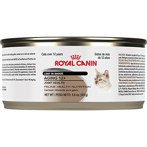 Royal Canin Aging 12+ Loaf In Sauce