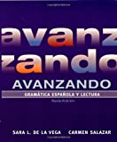 img - for Avanzando: Gramatica espanola y lectura (Spanish Edition) book / textbook / text book