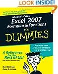 Microsoft Office Excel 2007 Formulas...
