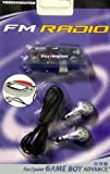 echange, troc Radio FM GameBoy Advance - Violet transparent