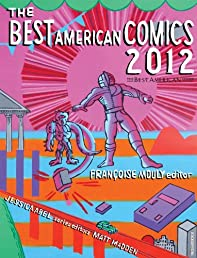 The Best American Comics 2012