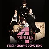 FIRST/DREAMS COME TRUE(初回限定盤A)(DVD付)