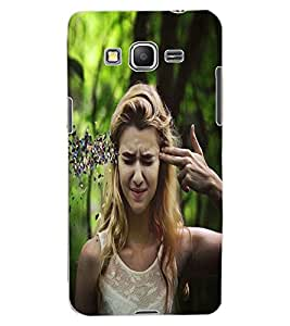 ColourCraft Creative Image Design Back Case Cover for SAMSUNG GALAXY GRAND PRIME DUOS TV G530BT