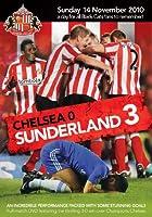 Sunderland 3 Chelsea 0 14 November 2010 [DVD]