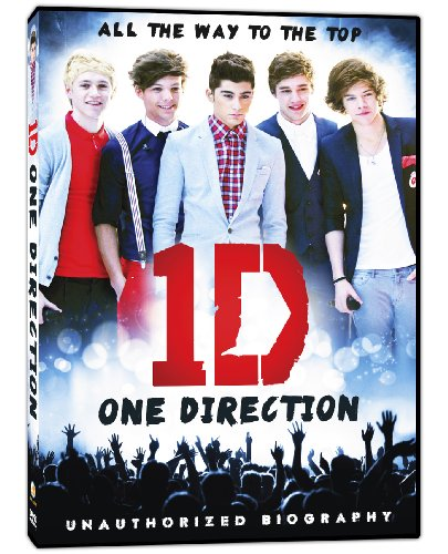One Direction: All the Way to the Top [DVD] [Import]