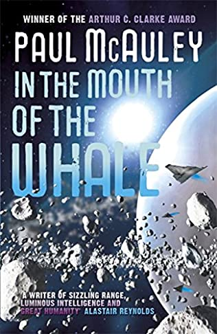 book cover of In the Mouth of the Whale