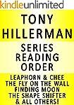 TONY HILLERMAN - SERIES READING ORDER...