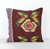 Decorative Pillows, KP799, Designer Pillows, Kilim pillow, Bohemian Decor, Wool Pillow, Bohemian Pillow, Accent Pillows, Throw Pillows
