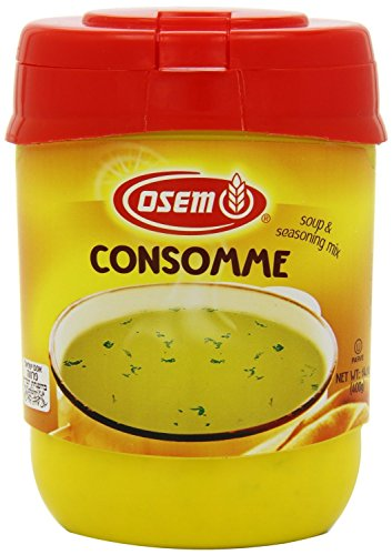 Osem Consomme Soup and Seasoning Mix, 14.1-ounce Containers