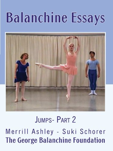 george balanchine essay George balanchine was a ballet choreographer who co-founded and served as artistic director of the new york city ballet born on january 22, 1904, in st petersburg, russia, george balanchine.