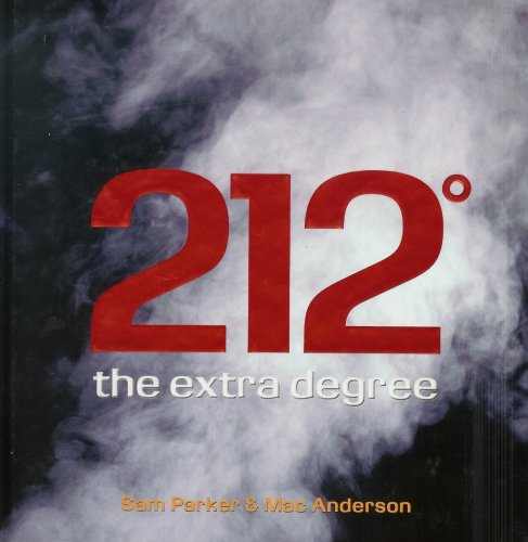 212 The Extra Degree, Mac Anderson Sam Parker