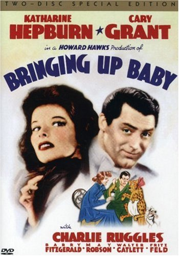 Cover art for  Bringing Up Baby (Two-Disc Special Edition)