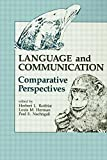 Language and Communication: Comparative Perspectives