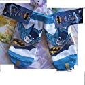 1 Pair Bat-man Tube Socks Boys 6-8.5