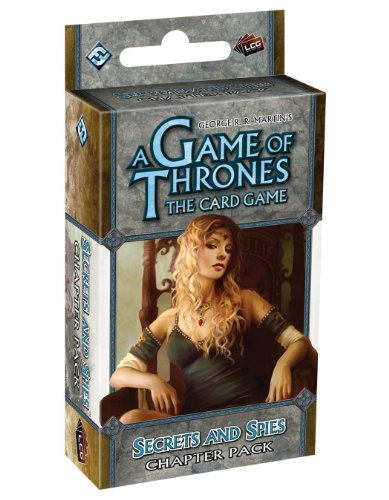 A Game of Thrones LCG: Secrets and Spies Chapter Pack Revised Edition