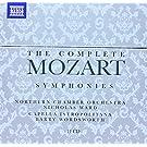Mozart: Complete Symphonies [Nicholas Ward; Barry Wordsworth ] [Naxos: 8.501109]