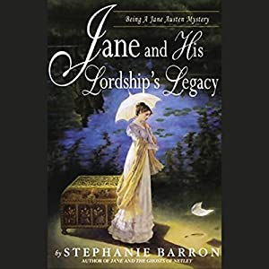 Jane and His Lordship's Legacy Audiobook