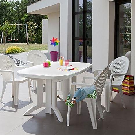 Table de jardin Vega 165x100 GROSFILLEX - fr-shop
