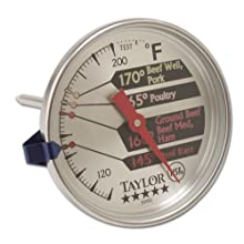 Taylor Professional Meat Dial Thermometer