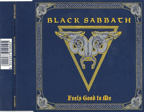 Black Sabbath-Feels Good to Me-CDS-FLAC-1990-GRAVEWISH Download