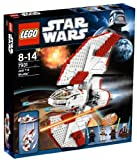LEGO STAR WARS 7931 T-6 Jedi Shuttle(TM)