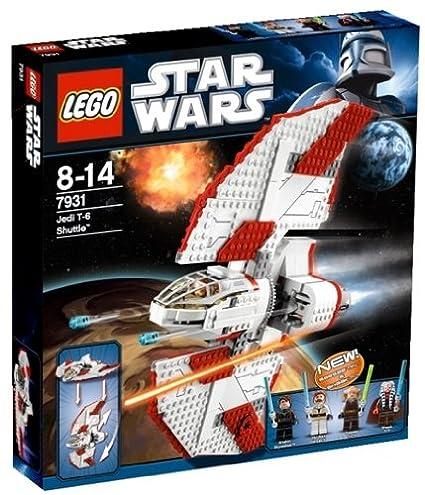 Lego Star Wars - 7931 - Jeu de Construction - T - 6 Jedi Shuttle