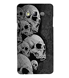 SASH DESIGNER BACK COVER FOR SAMSUNG GALAXY ON7