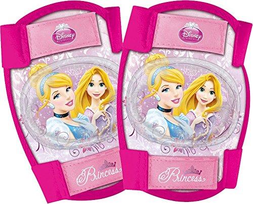 Disney Princess Protection coudes/genoux 4 pièces Junior Rose