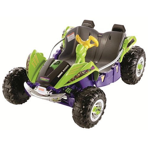 Power Wheels Teenage Mutant Ninja Turtles Dune Racer