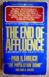The End of Affluence. a Blueprint for Your Future