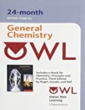 img - for OWL with eBook (24 months) Printed Access Card for Reger/Goode/Ball's Chemistry: Principles and Practice, 3rd book / textbook / text book