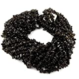 Sumit 2 Strands Beautiful Natural Smoky Quartz Chips Beads Strands,Jewelry Making Chips,34