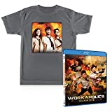 Workaholics: Season 5 Blu-ray + Cast Trailer Tee Bundle