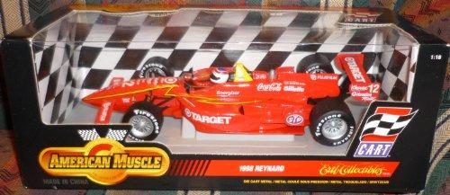 #7265 Ertl American Muscle Target #12 1998 Reynard CART Indy car 1/18 Scale Diecast