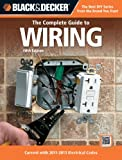 Black & Decker The Complete Guide to Wiring, 5th Edition, with DVD: Current with 2011 Electrical Codes - 1589236017