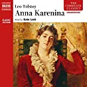 Anna Karenina (       UNABRIDGED) by Leo Tolstoy Narrated by Kate Lock