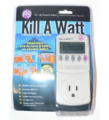 Kill-A-Watt Electric Usage Monitor