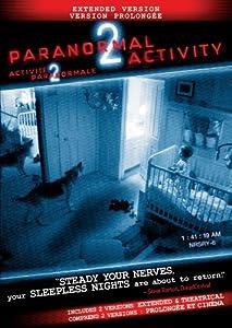 Paranormal Activity 2: Extended Version / Activit paranormale 2: Version prolonge (Bilingue) (Sous-titres français)