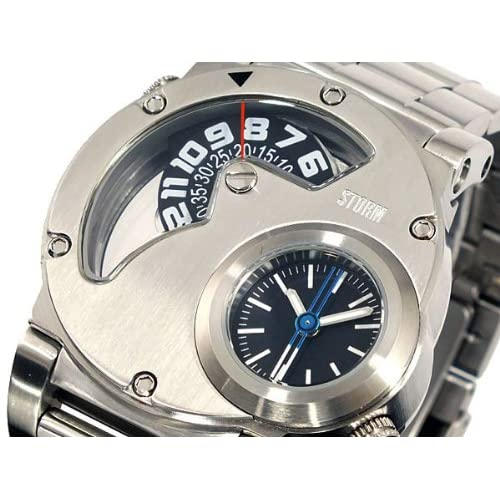 ストーム STORM 腕時計 メンズ 4656BK【海外正規品】