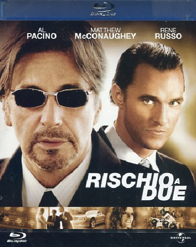 Rischio a due [Blu-ray] [IT Import]