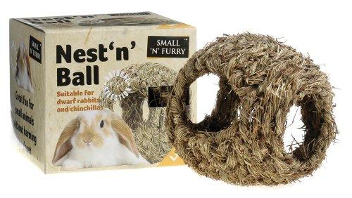 Small Animal Nest-n-Ball Spielball, GrößeL