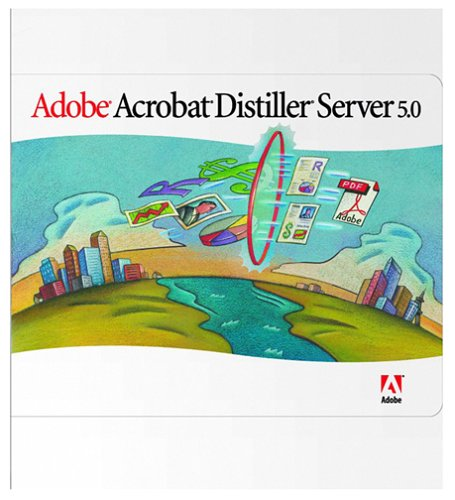 Adobe Acrobat Distiller 5.0 Upgrade 100/100