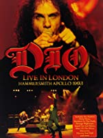 Dio Live in London Hammersmith 93