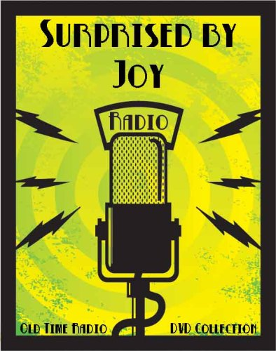2 Classic Surprised by Joy Old Time Radio Broadcasts on DVD (over 71 Minutes running time) (Old Joy compare prices)
