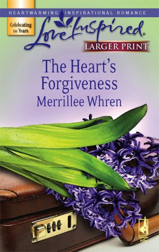 The Heart's Forgiveness (The Reynolds Brothers, Book 2) (Larger Print Love Inspired #406), Merrillee Whren