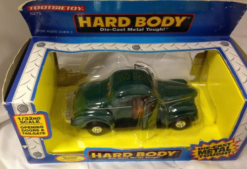 Hard Body Die-Cast Metal Tough '40 Ford Coupe by Tootsietoy - 1