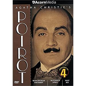 Agatha Christie's Poirot, Vol. 4 movie
